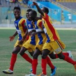 Abbey's lone strike earns Hearts win at Bechem to keep pressure on Kotoko