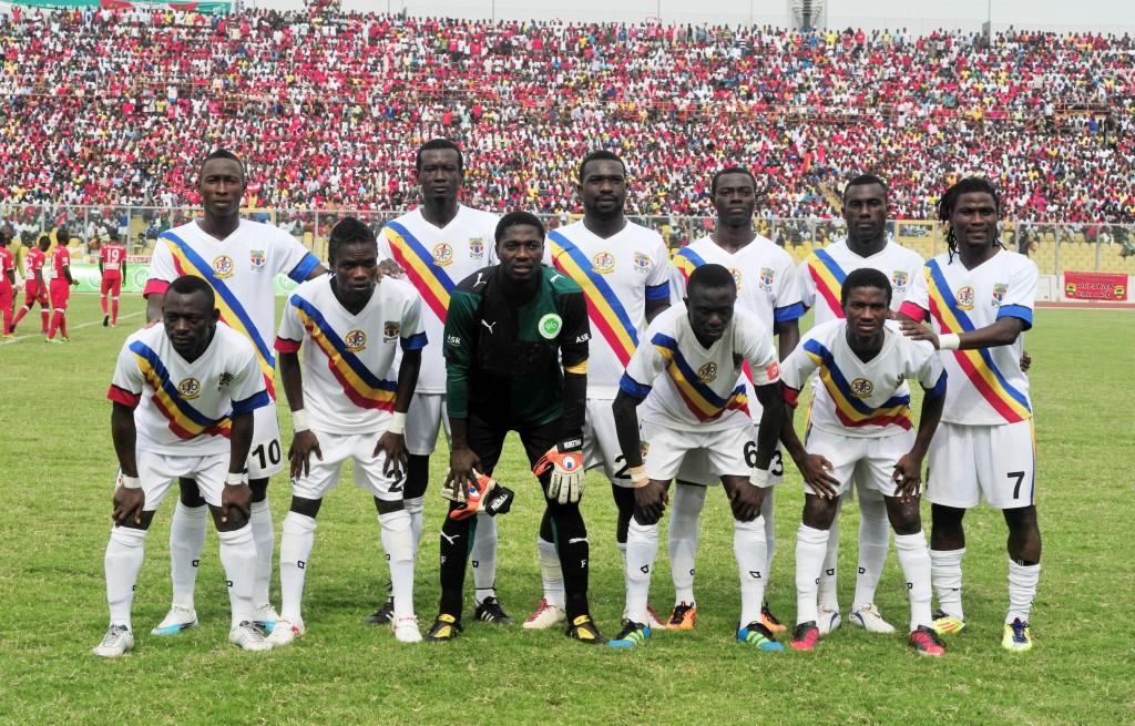 GPL FT: Hearts 2-1 Hasaacas; All Stars 0-1 Kotoko; Dwarfs 3-1 B.Chelsea