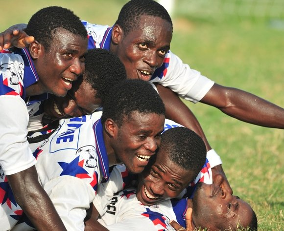 Kotoko, Hearts record important wins as Inter Allies shock Bechem United