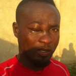 Inter Allies lash at 'biased' referee Andoh over eye injury to Tekyi Menson
