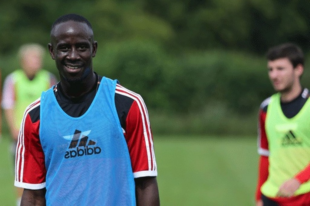 Albert Adomah wants to play at the World Cup in Brazil