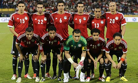 Egypt start final training to face Ghana in Kumasi, key players to join camp today