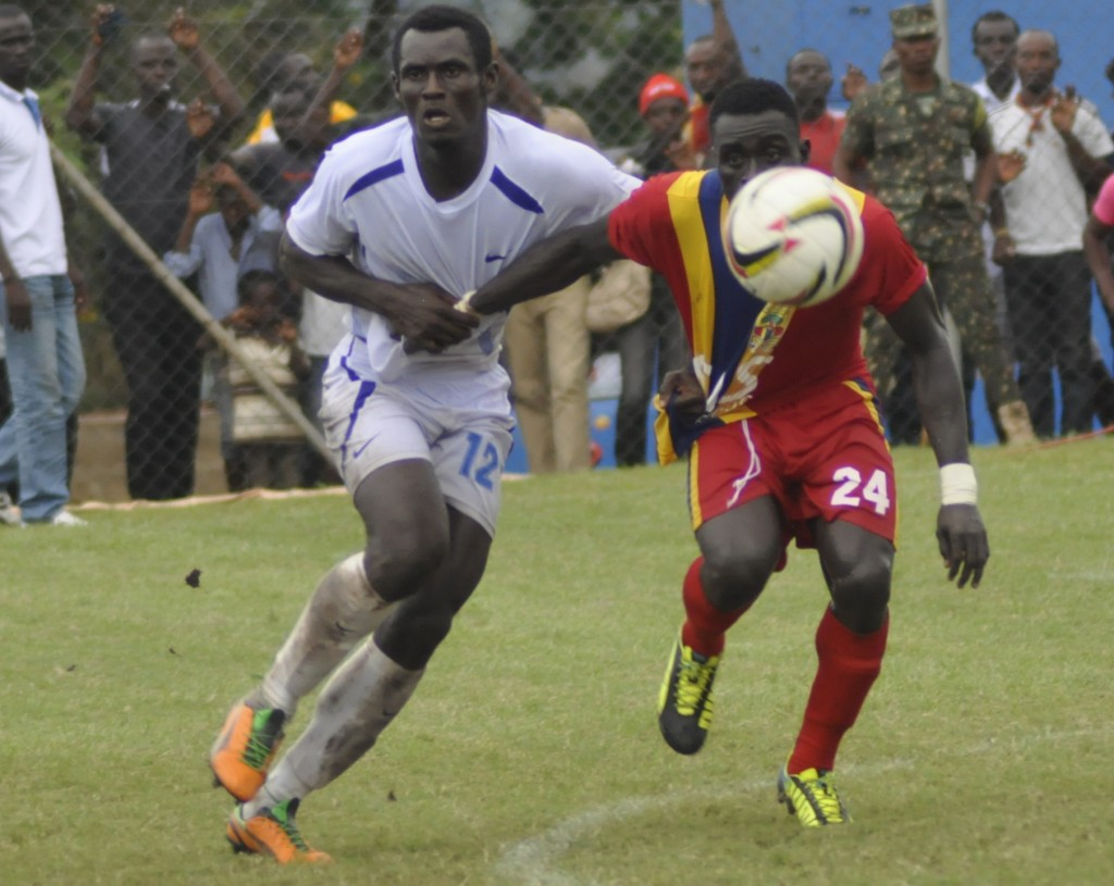 PHOTOS: Bechem United lose 1-0 to Hearts of Oak