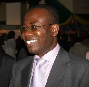 Kwesi Nyantakyi is confident about Ghana's chances against Egypt