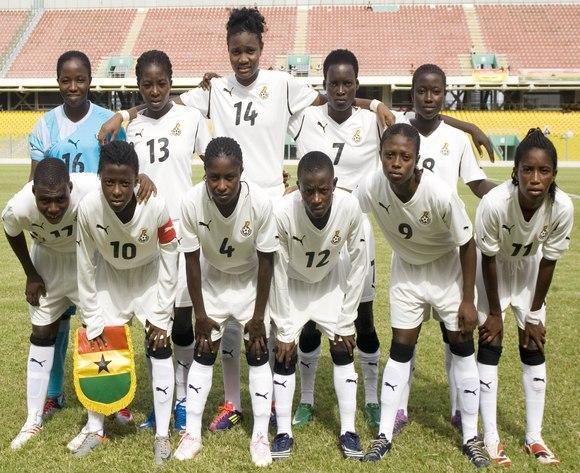 Ghana ladies advance in 2014 FIFA U20 Women's World Cup qualifiers