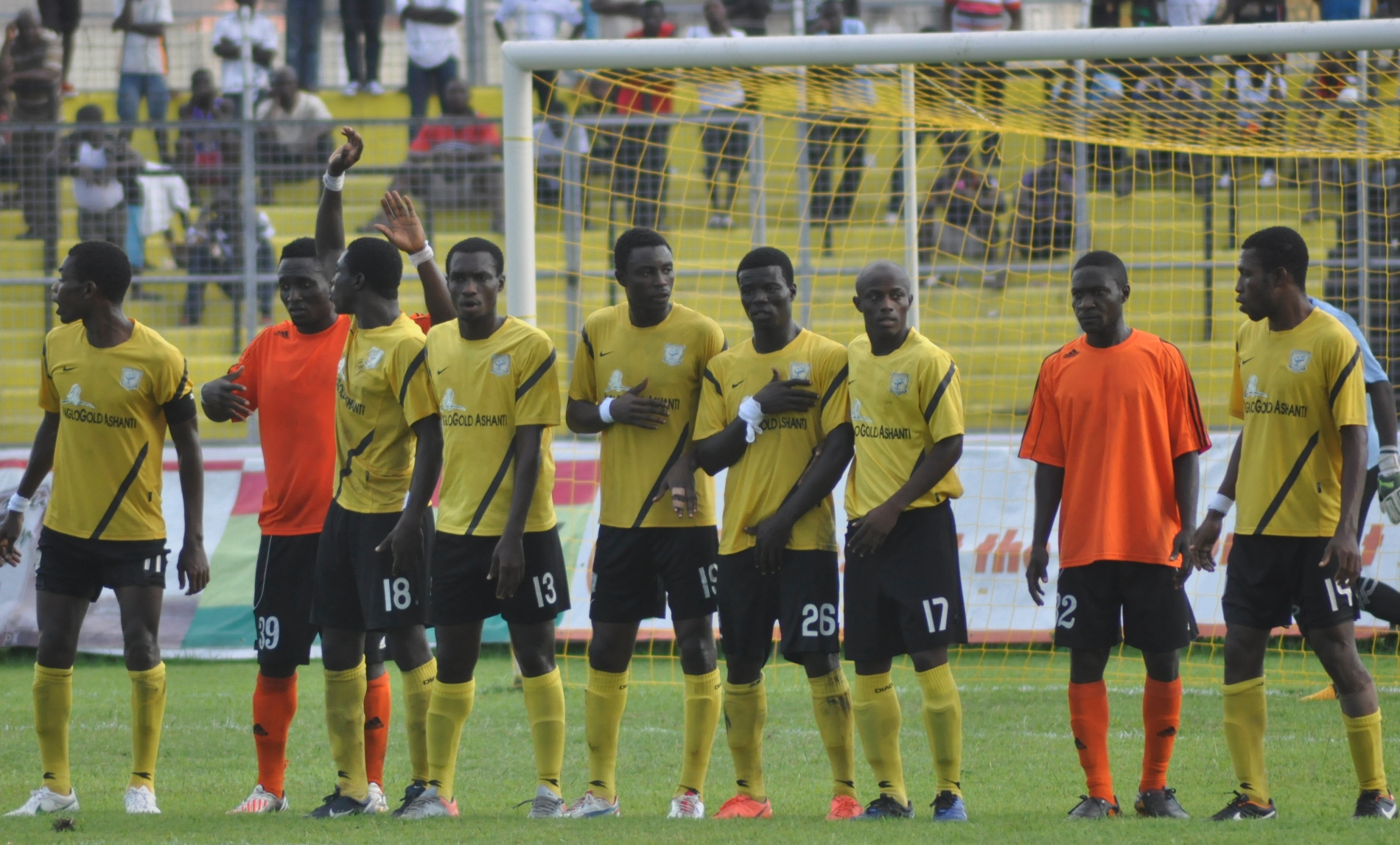 Ghana Premier League Team of the Week XI