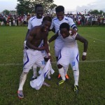 All Stars and Bechem draw in Wa