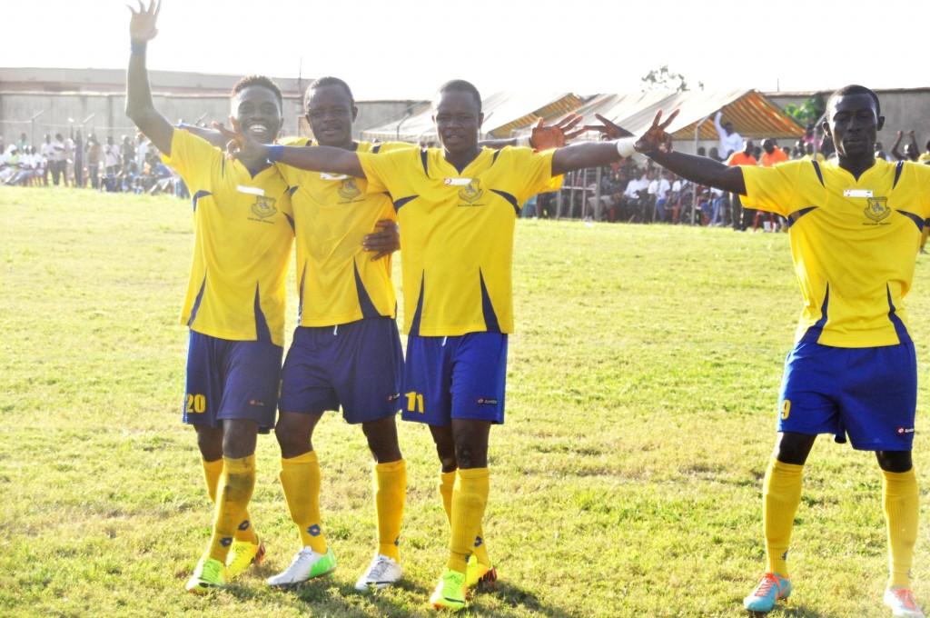 Ghana Premier League Team of the Week X