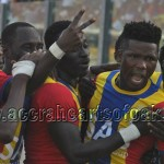 Hearts of Oak held by King Faisal, Edubiase end AshGold's unbeaten run
