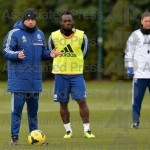 Michael Essien set to feature more in Mourinho's domestic plans at Chelsea