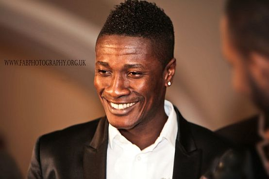 Asamoah Gyan is 28-years today