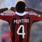 Sulley Muntari's AC Milan thumped 3-1 by dominant Barcelona