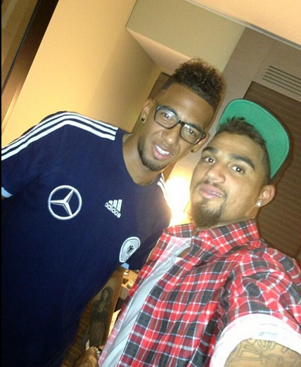 jerome boateng and kevin prince relationship quiz