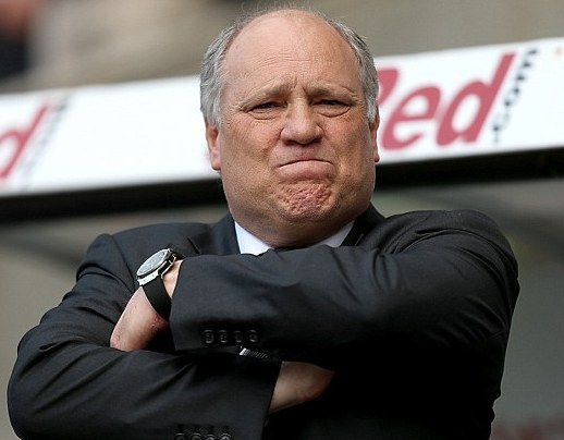 Martin Jol has been fired by Fulham