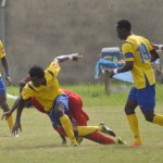 New Edubiase pilfer a point at Dormaa against Aduana