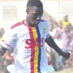 Winful Cobbinah's wizardry secures point for Hearts against Aduana Stars
