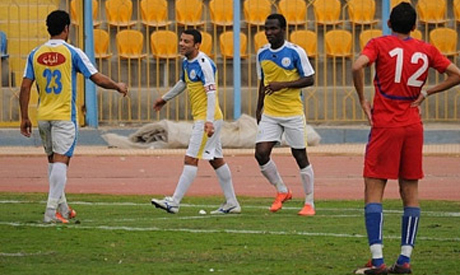 Egyptian top-flight league's leading scorer John Antwi says he wants gain a call-up to the Ghana national team as he aims to clinch the top-scorer award in the north African country.