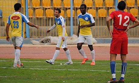 Egypt league top-scorer John Antwi eyes Black Stars call-up