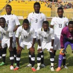 Ghana's CHAN squad leave for Namibia camping tonight
