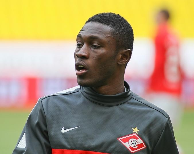 Abdul Majeed Waris trained alone at Valenciennes on Friday morning