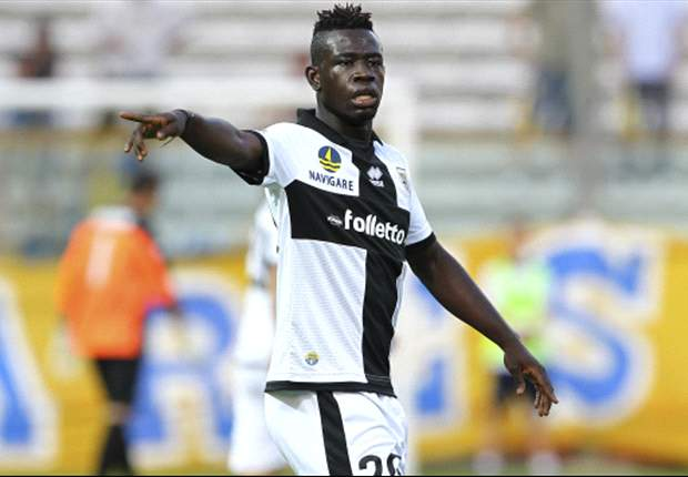 Afriyie Acquah has been in top form of late for Parma.