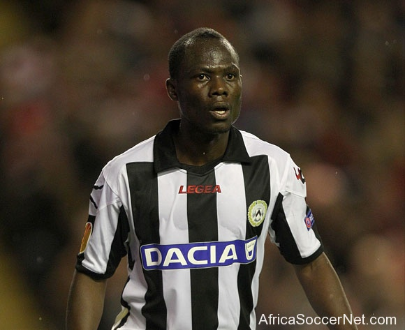 Ghana star Agyemang-Badu: Joining Liverpool will be dream come true