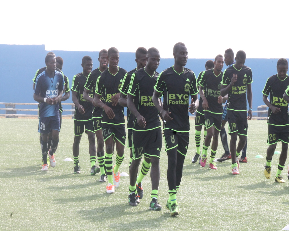 Liberian side BYC to arrive on Wednesday for Kotoko clash