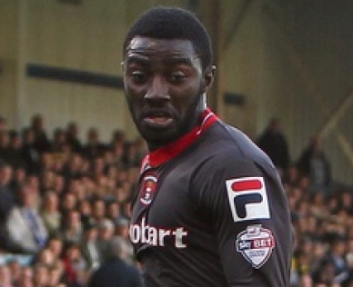 Prince Buaben determined to do mor for Carlisle United