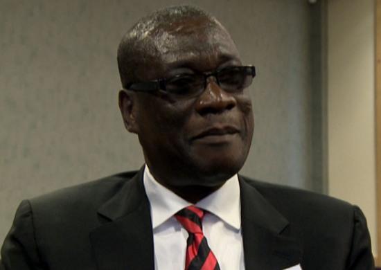 Ex Asante Kotoko chief Dr Sarpong