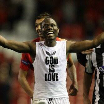 Emmanuel Agyemang-Badu scored for Udinese