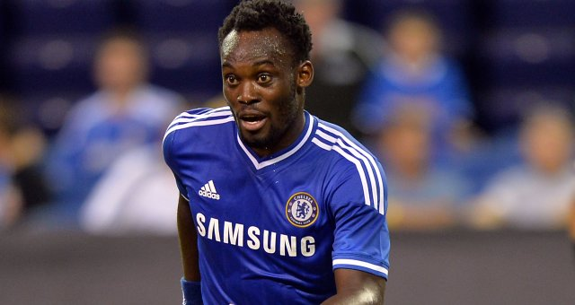 Michael Essien could join Galatasaray