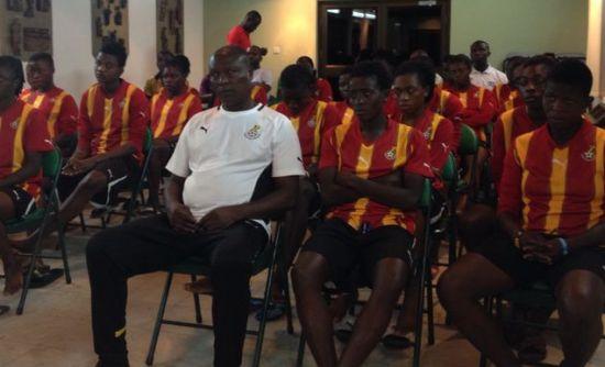 Ghana U20 women's team
