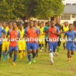 Ghana Premier League clubs back in training