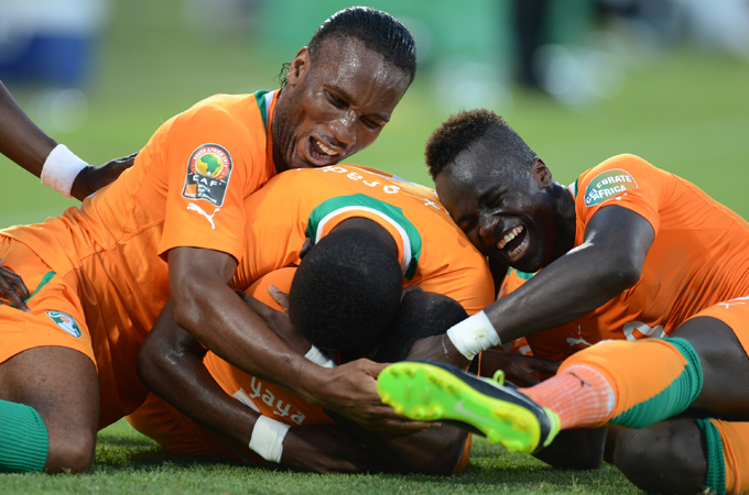 Ivory Coast has a better chance of qualifying for the 2014 World Cup  knockouts than they had in their previous two attempts e6410d25e