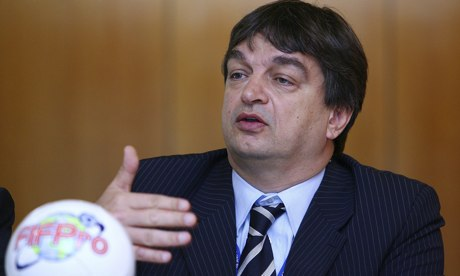 Jerome Champagne to compete Sepp Blatter for FIFA Presidency