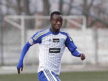 Ghanaian striker Joachim Adukor joins Czech top-flight side Slovan Liberec