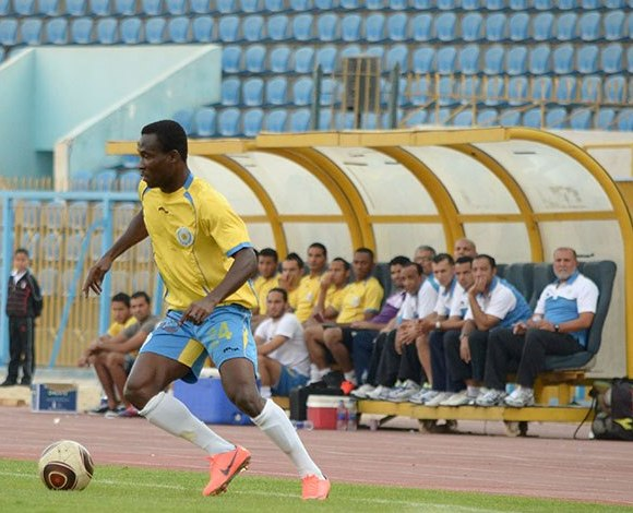 VIDEO: Watch John Antwi's goal for Ismaily in the Egyptian top-flight