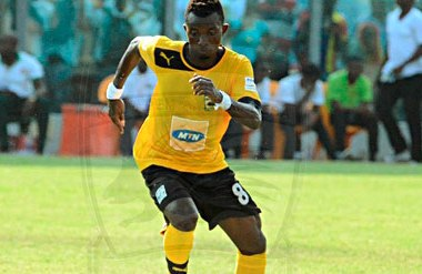 Jordan Opoku will captain the local Black Stars in South Africa