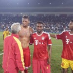 Former Ghana youth defender Kassenu Ghandy thrilled with Bayern Munich experience