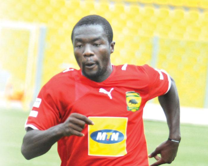 Kofi Nti Boakye has left Libyan side Al Ahli Tripoli.