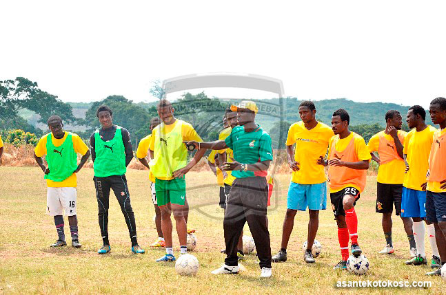 Asante Kotoko will camp in Akosombo