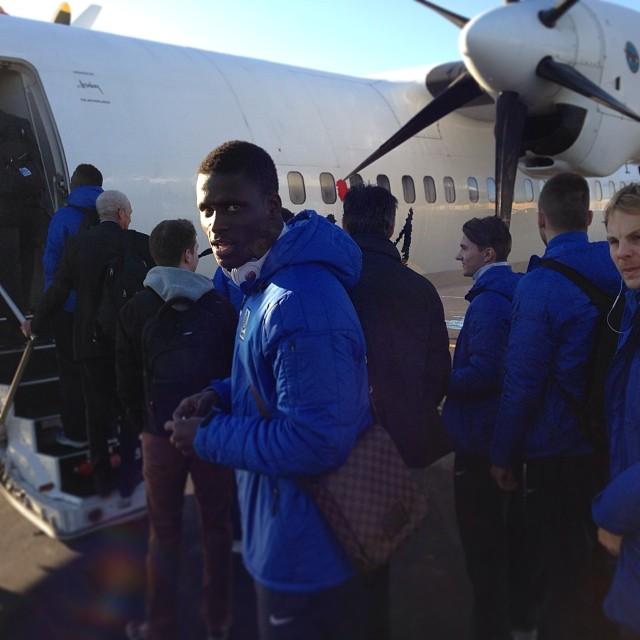 Kumordzi among KRC Genk players travelling to Turkey on Saturday