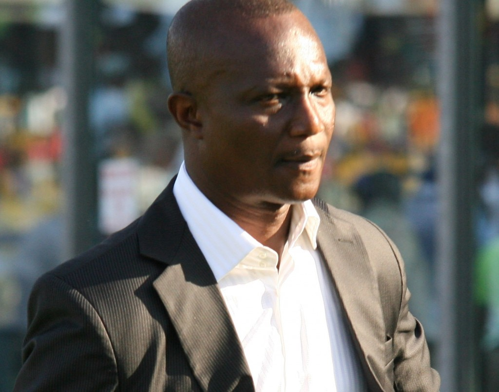 Kwesi Appiah is feared by his Black Stars players.