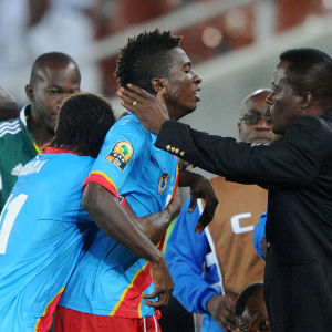DR Congo set up an African Nations Championship (CHAN) quarter-final clash with Ghana after defeating Burundi 2-1 at the Peter Mokaba Stadium in Polokwane on Wednesday night.