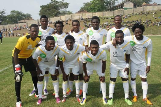 Medeama beat Sammin FC