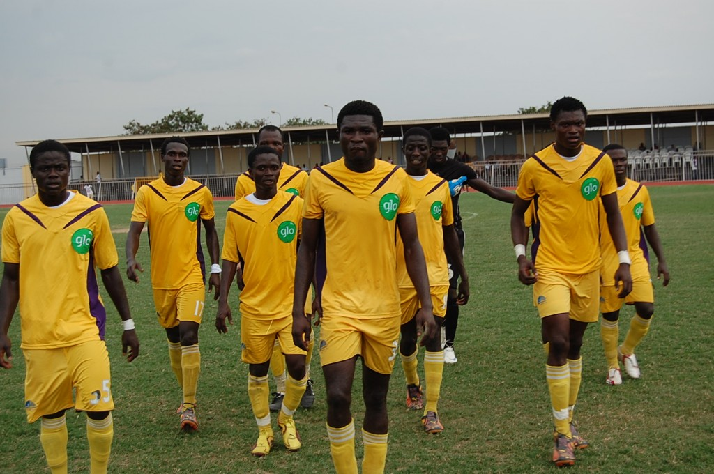 Medeama will play Eleven Wise on Thursday