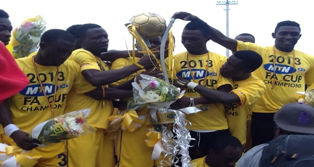 Medeama SC are the defending champions of the FA Cup