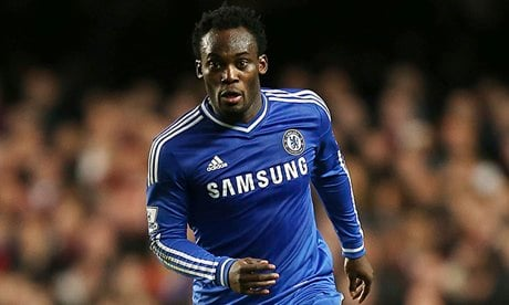 Jose Mourinho has agreed to Essien's request to leave Chelsea