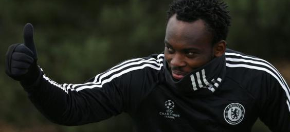 Michael Essien is now linked to Napoli
