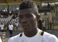 Moro Abubakar failed to make the final cut in Ghana's CHAN squad